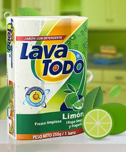 Lavatodo   limón