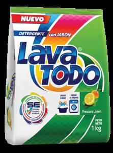 Lavatodo Detergente Limón - Lavatodo