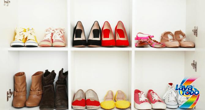 Consejos: 6 ideas para ordenar tus zapatos - Lavatodo