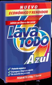 Jabón Lavatodo en Barra Azul - Lavatodo